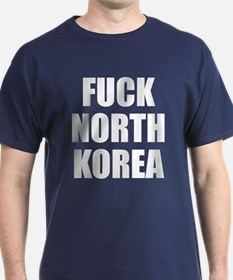Fuck North Korea T-Shirt