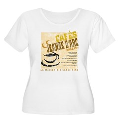 Distressed French Cafe T-Shirt