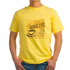 Distressed French Cafe T