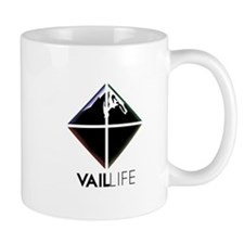 VailLIFE Addiction V Mugs