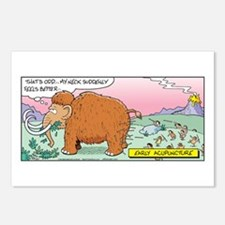 Early Acupuncture Postcards (Package of 8)