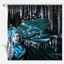 Cute Digitalart Shower Curtain