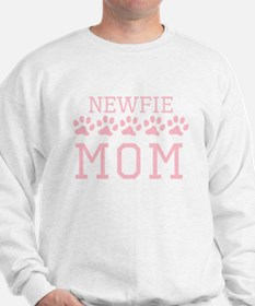 Newfie Mom Sweatshirt