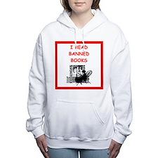 banned books Women's Hooded Sweatshirt
