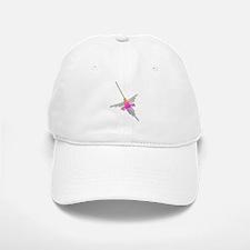 Flying Nazca Lines Hummingbird Baseball Baseball Cap