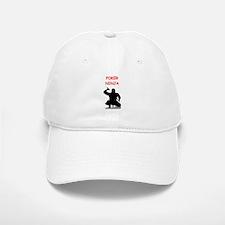 poker Baseball Baseball Cap