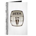 Beer On Tap Journal