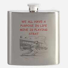 strat baseball Flask