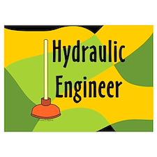 Engineer Plunger Block Invitations