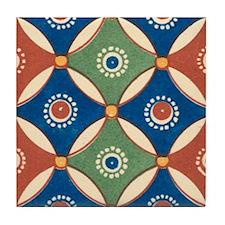 Patterned Tile #5