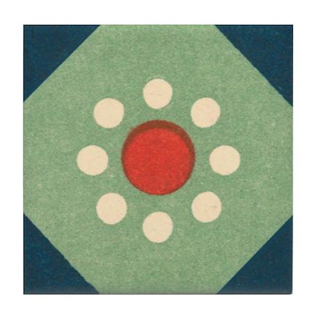 Patterned Tile #37