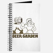 Beer Garden Journal