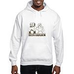 Beer Garden Hooded Sweatshirt