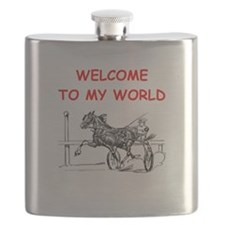 harness racing Flask