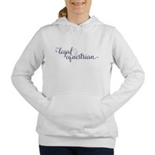 Cute Blog Women's Hooded Sweatshirt
