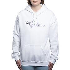 Unique Blogging Women's Hooded Sweatshirt