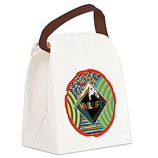 VailLIFE Addiction VII Canvas Lunch Bag