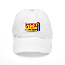 Stop Terrorism Baseball Cap