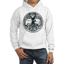 Celtic Knot Witherspoon logo Jumper Hoody