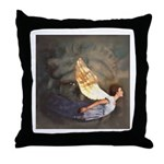 An American Tune Throw Pillow