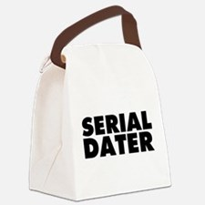 Serial Dater Canvas Lunch Bag