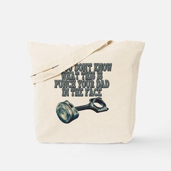 piston Tote Bag