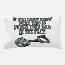 piston Pillow Case