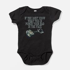 piston Baby Bodysuit