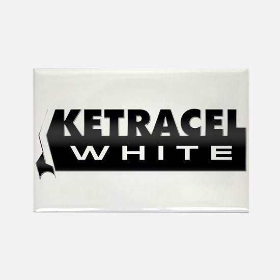 Ketracel White Rectangle Magnet