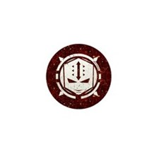KENNZA Brown Mini Button (10 pack)