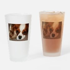 Blenheim Cavalier Drinking Glass