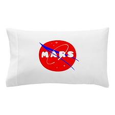 Cute Mars Pillow Case
