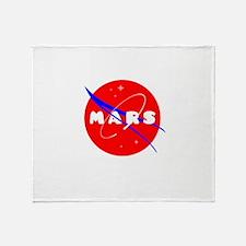 Cute Rocket science Throw Blanket