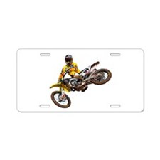 krsuz Aluminum License Plate