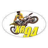 Ken roczen Bumper Stickers