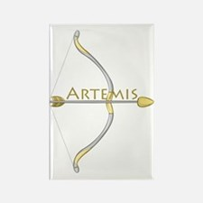 Bow Of Artemis Rectangle Magnets