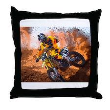 krsuz2 Throw Pillow