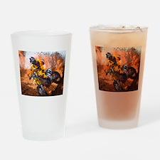 krsuz2 Drinking Glass