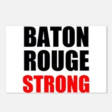 Baton Rouge Strong Postcards (Package of 8)
