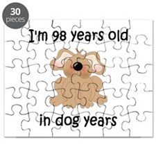 14 dog years 5 - 2 Puzzle