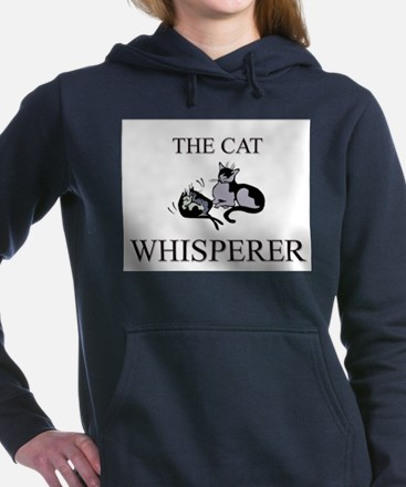 The Cat Whisperer Sweatshirt