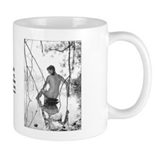 Island Girl Mugs -- Solitude Is Painful When One I