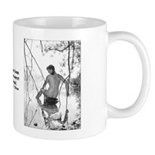 Island Girl Mugs -- The Best Thinking Has Been Do