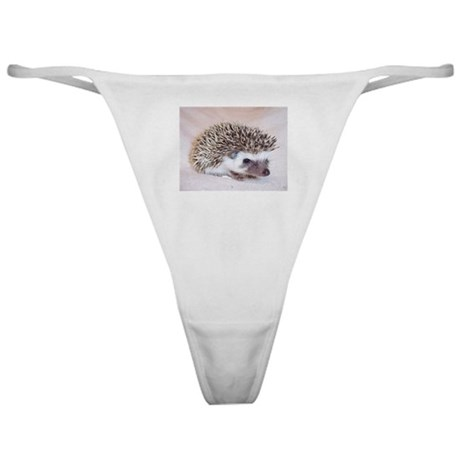 Tara the Hedgehog Classic Thong