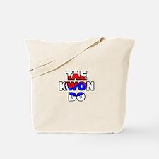 Taekwondo 001 Tote Bag