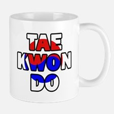 Taekwondo 001 Mugs