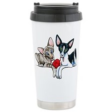 Yarn Orientals Travel Mug