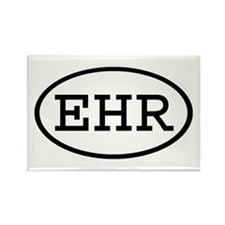 EHR Oval Rectangle Magnet
