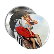 """pin up 2.25"""" Button (100 pack)"""