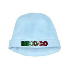 Mexico 001 baby hat